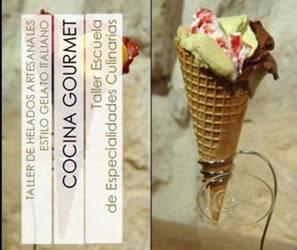 Helados cremosos artesanales gelato italiano del 21 al 24 de