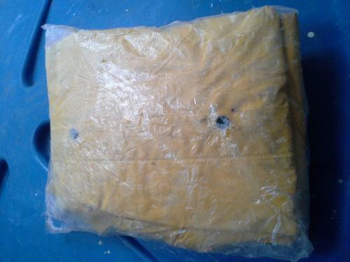 Impermeable Poncho Plastico Lluvia Adulto