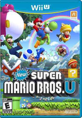 Juego Digital New Super Mario Bros. U 5.5.3.