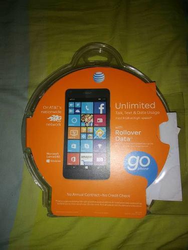 Microsoft Nokia Lumia 640 Lte Usado