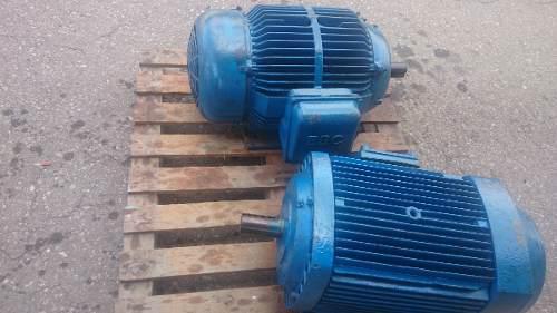 Motor Electrico Trifasico 50 Hp 220 V / 440 V 3560 Rpm