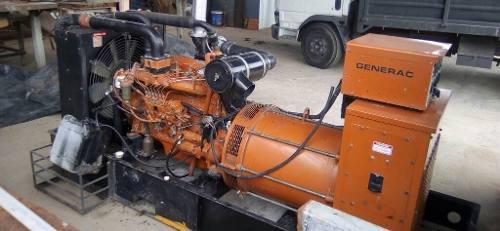 Planta Electrica Generac 156 Kva Con Ats Nuevo Oferta