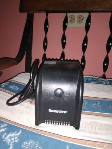 Regulador De Voltaje Para Pc Como Nuevo!!!