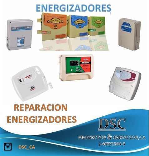 Reparación Energizador Cerco Eléctrico Tienda Fisica