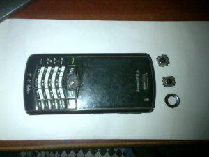 Telefono Blackberry Pearl 1 solo para Repuesto.
