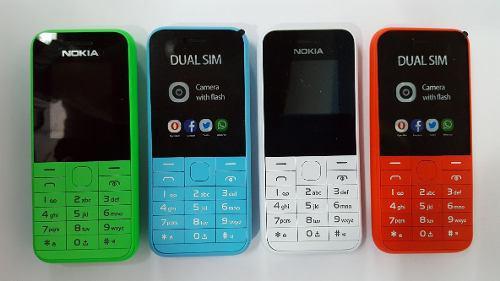 Telefono Celular Nokia 225 Dual Sim Mayorista Tienda Fisica