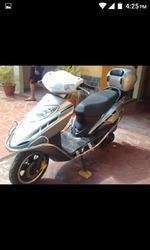 Vendo Moto md cardenal tipo scooter CABIMAS