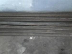 Vendo Tubos de 3x1 de 6 Metros