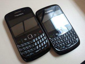 Vendo o cambio 2 blackberry curve 8530 cdma (nuevo