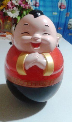 Alcancía Juguete Figura Japonesa Con Balanceo