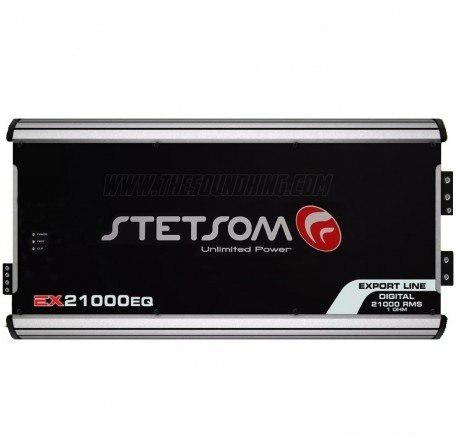 Amplificador Stetsom 23.000watts Rms 1ch / 1ohm Xport Line