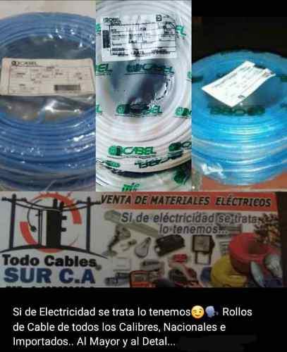 Cable Numero 12 Nacional E Importado