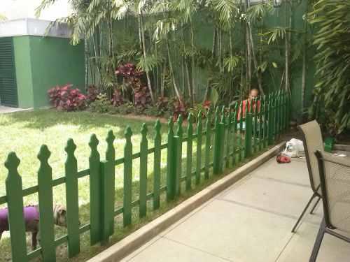 Cercas De Madera Para Jardines, Patios Y Areas Infantiles