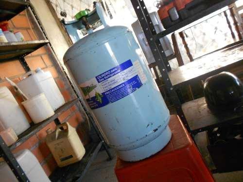 Cilindro De Gas Refrigerante Aire Acondicionado Aut O Dome