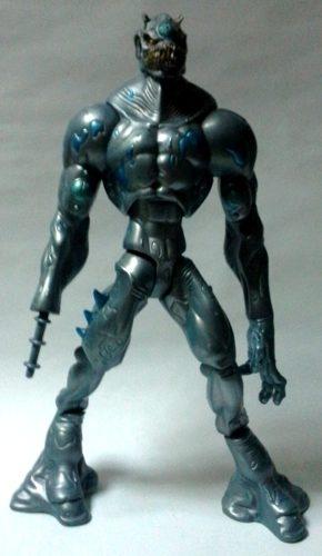 Coleccionable Juguete Figura Elementor De Max Steel