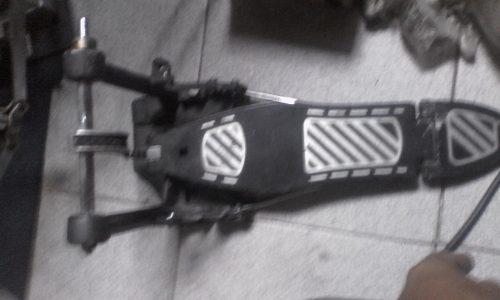 Complemento De Doble Pedal De Bateria