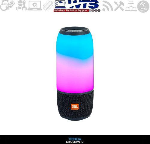 Corneta Jbl Pulse 3 Flash Light Con Bluetooth Portátil