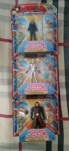 Dc Comics Young Justice Justicia Joven Figuras Muñecos