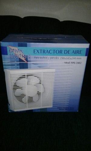 Extractor De Aire De 8 Plg Marca Bayan Lighting