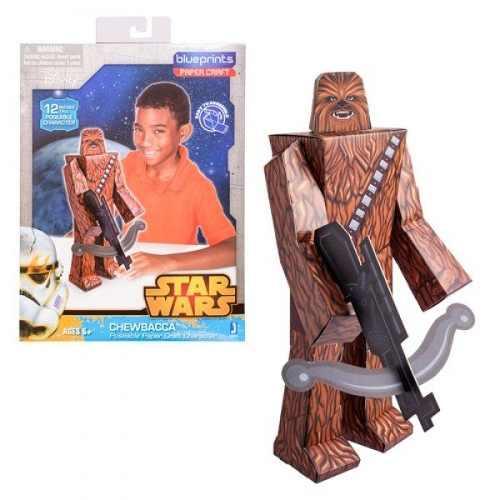 Figura Armable Disney Star Wars De 30 Cm
