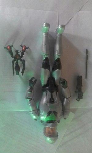 Figuras De Acción Max Steel Usado En Perfecto Estado