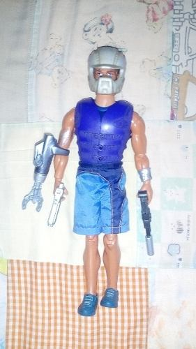 Figuras De Accion De Max Steel, Enemigos Y Action Man