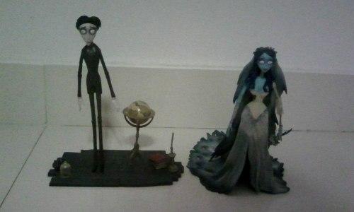 Figuras Mc Farlane El Cadaver De La Novia!!!