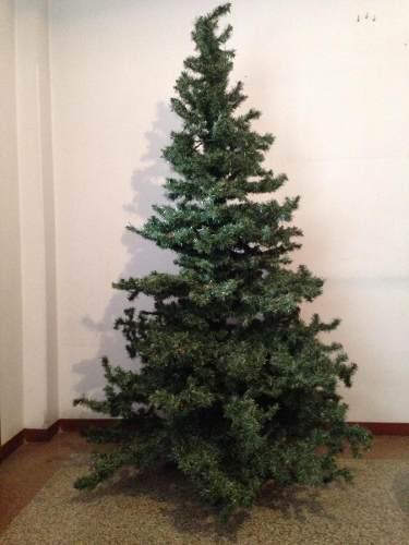 Hermoso Árbol De Navidad De 2.20 Metros Estado Impecable