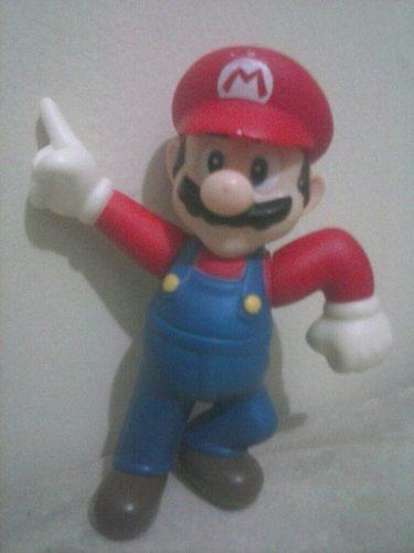 Muñecos Figuras De Mario Bros