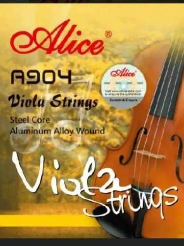 Promocion Juego De 4 Cuerdas Para Viola
