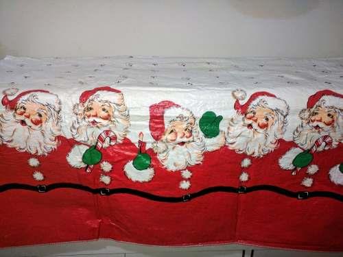 R E M A T E!!! R E M A T E Mantel Navidad Rectang Adornos