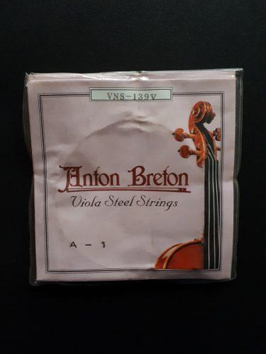 Set De Cuerdas Anton Breton Para Viola - Datemusica