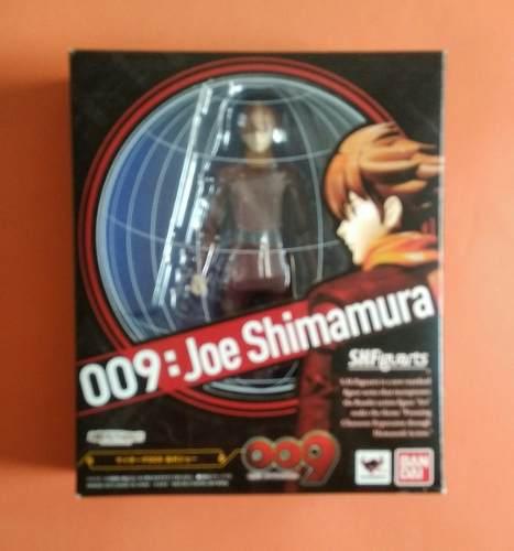 Sh Figuarts Cyborg 009 Joe Shimamura Figura Muñeco