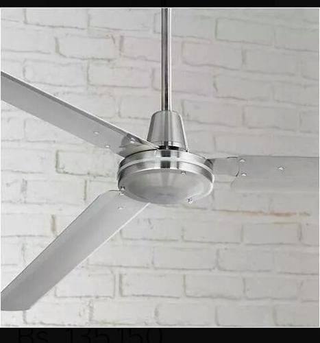 Ventilador De Techo Industrial En Metal Designers 56 Pulgada