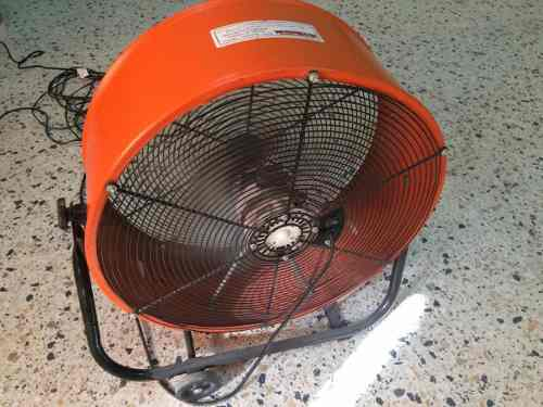 Ventilador Industrial De 22 Pulgadas