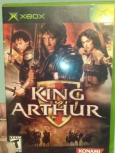 Xbox One King Arthur En Perfecto Estado Como Nuevo