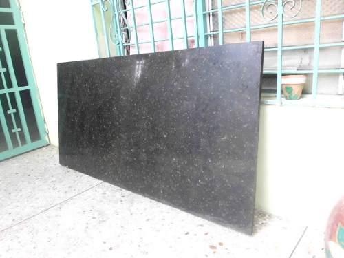 2 Topes De Granito Negro En 230 Us $ O Al Cambio Del Día.