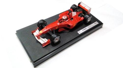 Carro De Colección Ferrari Formula 1 Michael Schumacher
