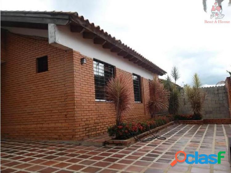 Casa en Venta Piedra Pintada Cv 18-8970
