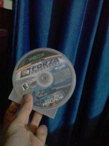 Juego De Xbox Y Xbox 360 Original Forza Motorsport.