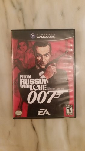 Juego Para Gamecube 007 From Russia With Love