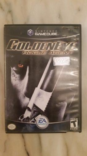 Juego Para Gamecube Goldeneye Rogue Agent