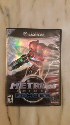 Juego Para Gamecube Metroid Prime 2 Echoes