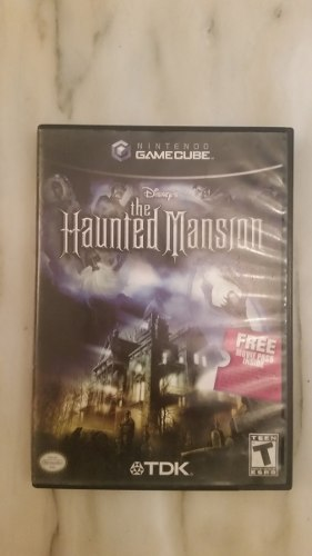 Juego Para Gamecube The Haunted Mansion
