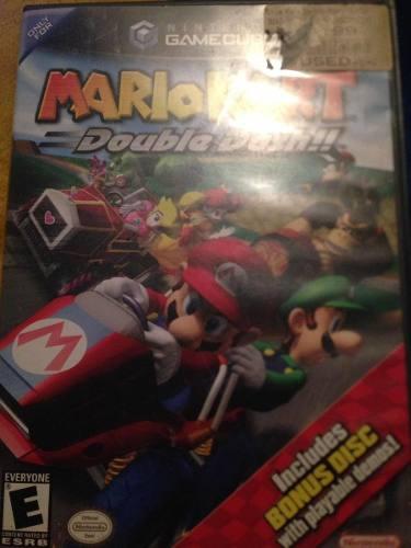 Mario Kart Double Dash Para Nintendo Gamecube