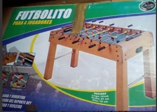 Mesa De Futbolito Grande Jeidy Toys Profesional