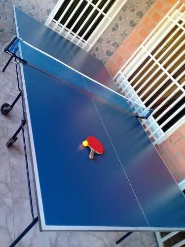 Mesa Para Tenis De Mesa (pin Pon) Stiga Basic Roller Germany