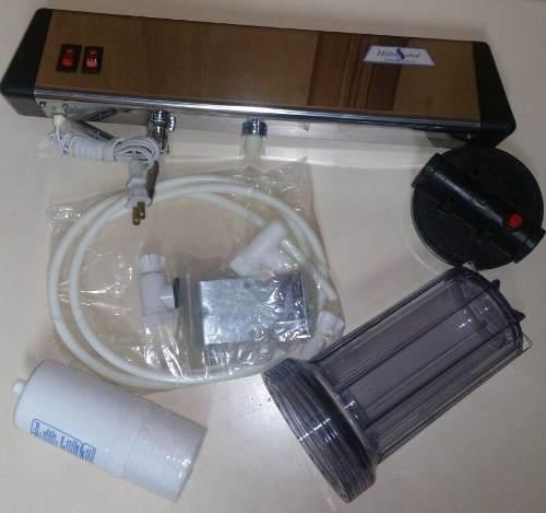 Planta Purificador Agua Ozono Marca: Hidrosalud Filtro+cartu