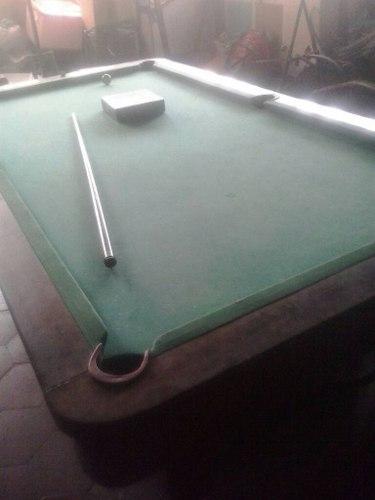 Remate Mesa De Pool A Instalar En Sitio