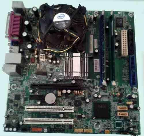 Tarjeta Madre Intel Socket 775 Ddr2 Lenovo